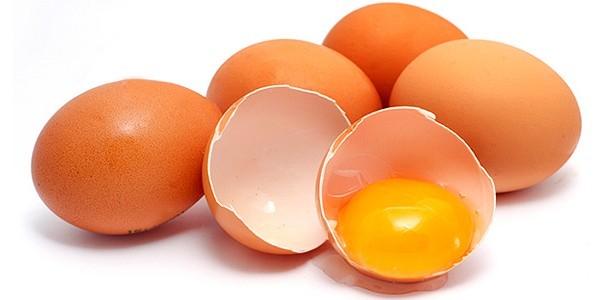Ovos previnem doenças oculares