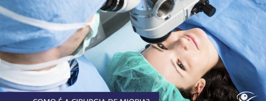 Cirurgia de Miopia