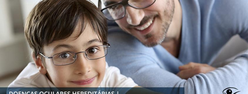 doenças oculares hereditárias